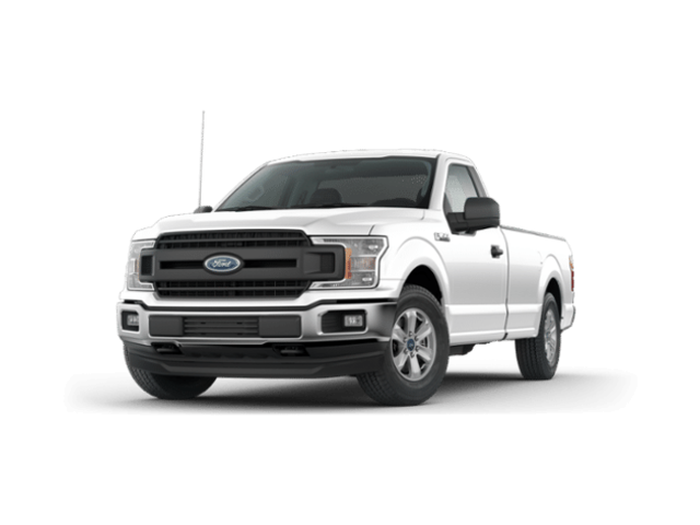 2018 Ford F-150 XL XL 4WD Reg Cab 8 Box